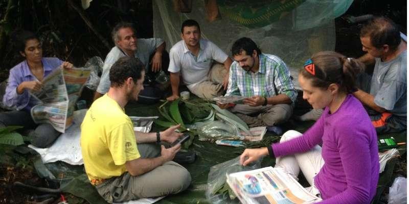 AQUÍ ESTAN LAS PALMAS DE COLOMBIA